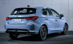 Honda City Hatchback 2021 ใหม่ เปิดราคา 599,000 - 749,000 บาท