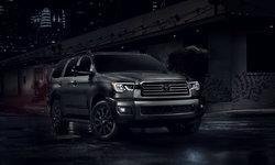 สีดำมาแรง! Toyota Sequoia 2021 อเนกประสงค์ไซส์ใหญ่รุ่นพิเศษ Nightshade Edition