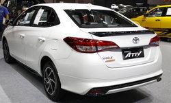 Big Motor Sale 2020 : สำรวจ Toyota Ativ รุ่นปรับปรุงใหม่ คันจริงงามไม่แพ้ในรูป