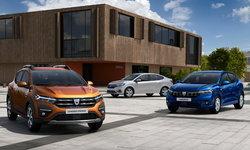 เผยดีไซน์ใหม่! Dacia ปล่อยภาพตระกูล Sandero ทั้ง 3 รุ่น ก่อนเปิดตัว 29 ก.ย.นี้