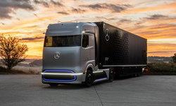 แนวคิดรถบรรทุกแห่งอนาคต! Mercedes GenH2 ขุมพลัง Fuel-Cell รับน้ำหนักได้กว่า 25 ตัน