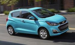 Chevrolet Spark 2021 ใหม่ ขึ้นแท่นรถป้ายแดงถูกสุดในอเมริกา