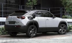 Mazda คืนชีพเครื่องยนต์โรตารีเพื่อใช้ในรถไฟฟ้า MX-30 ในปี 2022 นี้