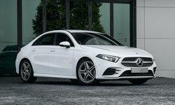 ราคารถใหม่ Mercedes-Benz ในตลาดรถประจำเดือนมกราคม 2564