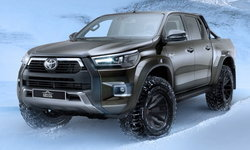 Toyota Hilux 2021 พร้อมชุดแต่ง Arctic Truck ใหม่ล่าสุดเผยโฉมในอังกฤษ