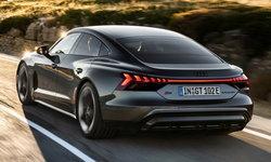 Audi e-tron GT 2021 ใหม่ คูเป้ 4 ประตูขุมพลังไฟฟ้าเปิดตัวอย่างเป็นทางการแล้ว