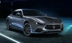 Maserati Ghibli Hybrid 2020 ใหม่ เคาะราคาในไทย 5,990,000 บาท