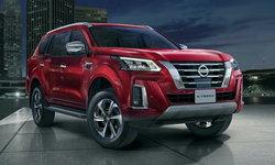 Nissan Terra 2021 ไมเนอร์เชนจ์เผยโฉมครั้งแรกก่อนวางขายจริงปลายปีนี้