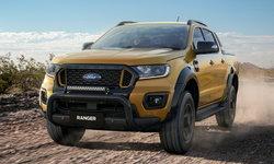 Ford Ranger Wildtrak X 2021 ใหม่ รุ่นพิเศษแต่งเสร็จจากโรงงานพร้อมลุยขึ้นอีกขั้น
