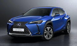Lexus UX 300e 2021 ใหม่ ขุมพลังไฟฟ้าล้วนรุ่นแรกของเล็กซัส ราคา 3,490,000 บาท