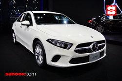 Motor Expo 2020: Mercedes-Benz A200 Progressive 2021 ใหม่ ราคาเพียง 1.99 ล้านบาท