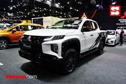 Mitsubishi Triton Athlete GT 2021 รุ่นย่อยใหม่ที่งานมอเตอร์เอ็กซ์โป ราคา 985,000 บาท