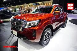ชมคันจริง Nissan Navara 2021 ตัวท็อปสุดทั้งภายนอก-ภายในจากงาน Motor Expo 2020