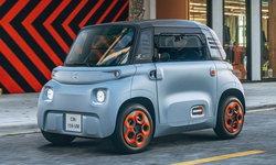 Citroën Ami 2021 ใหม่ รถไฟฟ้าคันจิ๋วสุดน่ารักราคาเพียง 2 แสนกว่าบาท