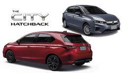 ส่อง Honda City Hatchback 2021 ใหม่ ทั้ง 6 สี สีไหนน่าซื้อที่สุด