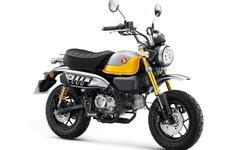 All-new Honda Monkey 2021 ใหม่ เปิดตัวพร้อมวางจำหน่ายแล้ว เคาะราคา 99,700 บาท