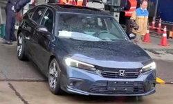 หลุด All-new Honda Civic 2021 ใหม่ เวอร์ชั่นขายจริงก่อนเปิดตัวที่จีน