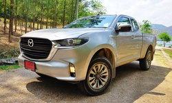 รีวิว All-new Mazda BT-50 2021 ใหม่ โดดเด่นที่ดีไซน์ สมรรถนะไม่เป็นรองใคร
