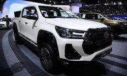 Toyota Revo 2021 พร้อมชุดแต่ง Modellista เผยโฉมที่งานมอเตอร์โชว์