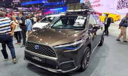 Toyota Corolla Cross 2021 ใหม่ เผยชุดแต่ง Adventure เคาะราคาฟูลเซ็ต 58,900 บาท
