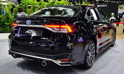 Toyota Corolla Altis 2021 ใหม่ ชุดแต่ง Storm Package เพิ่มเงิน 16,000 บาทที่มอเตอร์โชว์