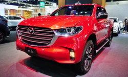 All-new Mazda BT-50 2021 ใหม่ เผยโฉมที่งานมอเตอร์โชว์ ราคา 553,000 - 1,153,000 บาท