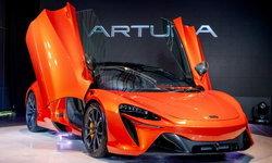 McLaren Artura 2021 ใหม่ ซูเปอร์คาร์ขุมพลังไฮบริด 680 แรงม้า เคาะราคา 16.7 ล้านบาท
