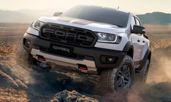 Ford Ranger Raptor X 2021 ใหม่ เสริมชุดแต่งดีไซน์โหดที่ออสเตรเลีย