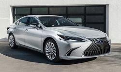 Lexus ES 2021 โฉมไมเนอร์เชนจ์ใหม่เปิดตัวอย่างเป็นทางการแล้ว