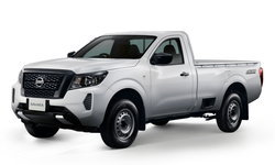 Nissan Navara Single Cab 2021 ไมเนอร์เชนจ์ใหม่ ราคาเริ่มต้น 559,000 บาท