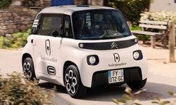 Citroën My Ami Cargo 2021 ใหม่ รถส่งของขุมพลังไฟฟ้าสุดน่ารักเปิดตัวแล้ว