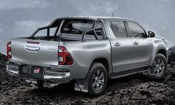 ยลโฉมชุดแต่ง GR Parts สำหรับ Toyota Hilux (Revo) 2021 ใหม่ ที่ประเทศญี่ปุ่น