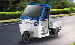 Amazon จับมือ Mahindra เตรียมปล่อยรถสามล้อไฟฟ้ากว่า 10,000 คันที่อินเดีย