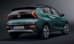 Hyundai Bayon 2021 ใหม่ เอสยูวีรุ่นเล็กเปิดตัวในยุโรปตั้งเป้าท้าชน Nissan Juke