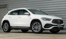 ราคารถใหม่ Mercedes-Benz ในตลาดรถประจำเดือนมีนาคม 2564