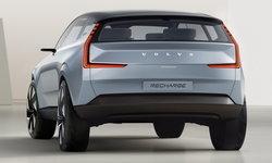 Volvo Concept Recharge ใหม่ ต้นแบบ XC90 ขุมพลังไฟฟ้าเจเนอเรชันต่อไป