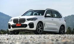 ราคารถใหม่ BMW ในตลาดรถยนต์ประจำเดือนกรกฎาคม 2564