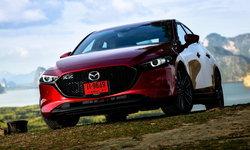 ราคารถใหม่ Mazda ในตลาดรถยนต์เดือนกรกฎาคม 2564