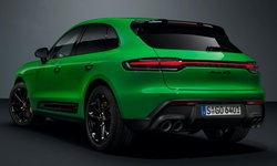 Porsche Macan 2022 ใหม่ ปล่อยรุ่นปรับโฉมเพิ่มพละกำลังแรงยิ่งขึ้น