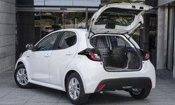 Toyota Yaris ECOVan 2022 ใหม่ เวอร์ชันบรรทุกเพื่อการพาณิชย์วางขายในยุโรป
