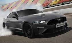 Ford Mustang 2021 ใหม่ เพิ่มสีเทา Carbonized Grey ราคาเริ่ม 3,699,000 บาท
