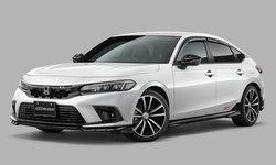 All-new Honda Civic 2022 ใหม่ พร้อมชุดแต่ง Mugen เผยโฉมที่ญี่ปุ่นก่อนขายจริง 3 ก.ย.นี้