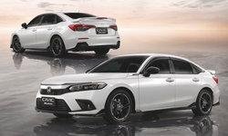 All-new Honda Civic 2021 ใหม่ พร้อมชุดแต่ง Modulo เผยโฉมอย่างเป็นทางการแล้ว