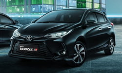 Toyota Yaris GR Sport 2021 ใหม่ เผยโฉมที่อินโดฯ เคาะราคาเริ่ม 620,000 บาท