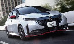 Nissan Note Aura NISMO 2022 ใหม่ พร้อมชุดแต่งเน้นความสปอร์ตเผยโฉมที่ญี่ปุ่น