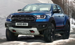 Ford Ranger Raptor Special Edition 2021 ใหม่ รุ่นพิเศษจำนวนจำกัดที่ยุโรป