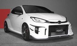 สำนักแต่ง TOM'S เผยชุดแต่ง Toyota GR Yaris ใหม่ เตรียมวางจำหน่ายที่ญี่ปุ่น