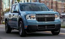 Ford Maverick 2022 ใหม่ กระบะรุ่นเล็กรองจาก Ranger เปิดตัวแล้วในสหรัฐฯ