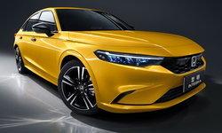 Honda Integra 2022 ใหม่ ฝาแฝด Civic แต่ปรับดีไซน์โฉบเฉี่ยวยิ่งกว่าที่ประเทศจีน