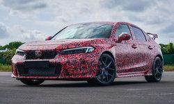 ทีเซอร์ Honda Civic Type R 2022 ใหม่ แฮทช์แบ็คตัวแรงจ่อเปิดตัวไม่เกินปี 2022 นี้